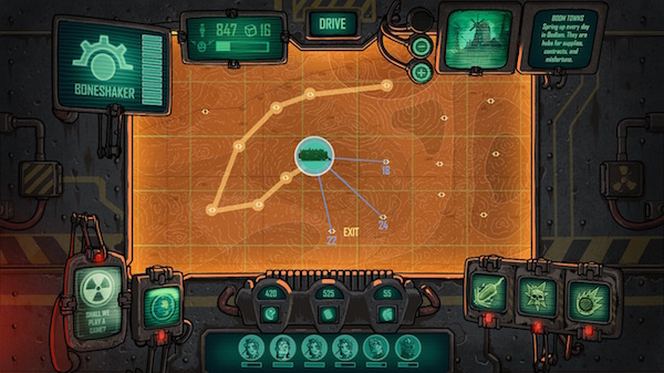 Skyshine's Bedlam Combines Post-Apolcalypse and Rogue-like