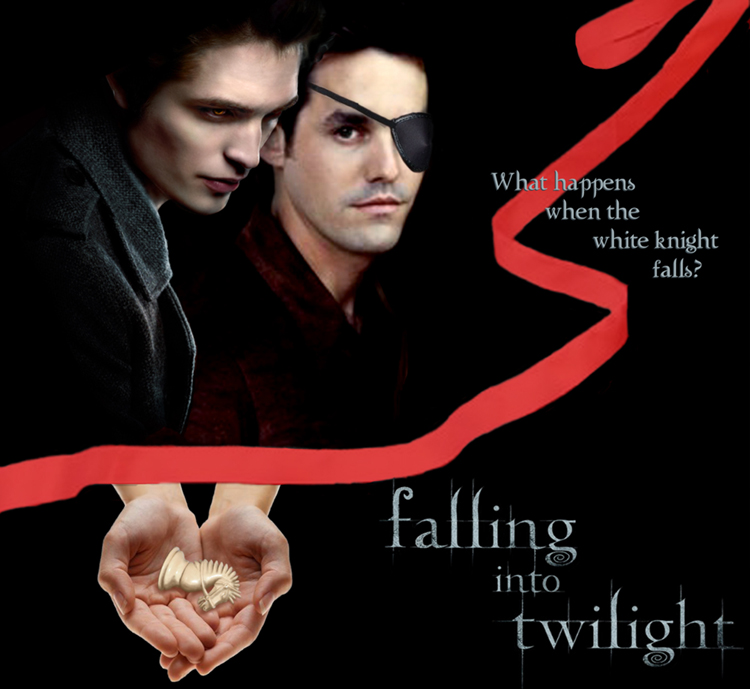 Falling into Twilight Photo Manip Edward/Xander