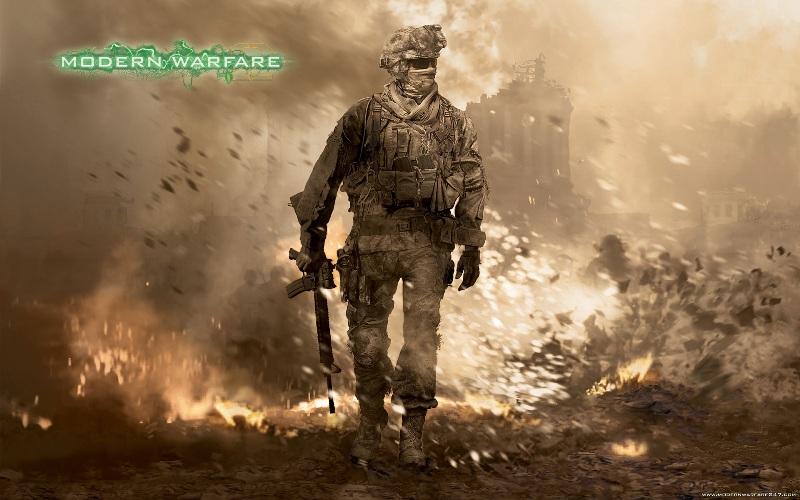 call of duty modern warfare 3 wallpaper. of Duty: Modern Warfare 2.