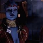 Mass Effect 2 Asari Character Samara