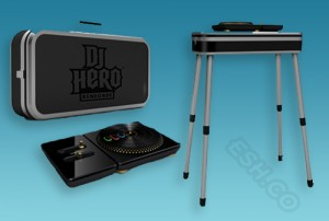 DJ Hero Renegade Edition Bundle