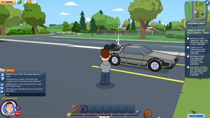 Family Guy Online 2 Esh Electricsistahood