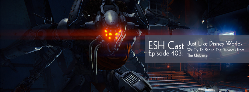 ESH Cast 403 Podcast Image