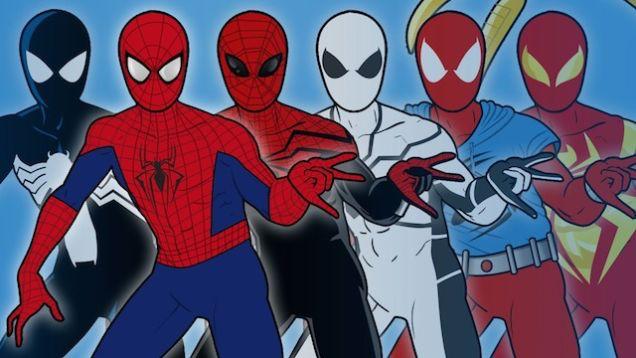 chronology-spiderman