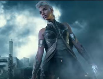 I mean, really... Storm has never looked better in the MCU...