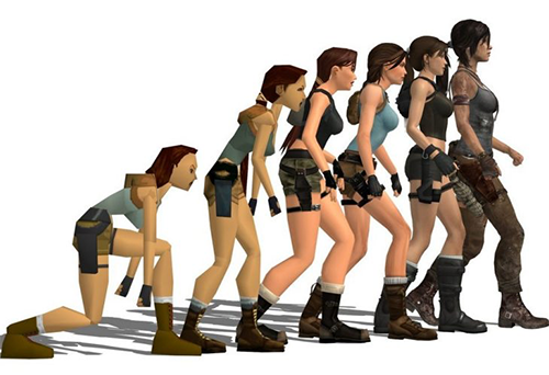 tomb raider-evolution