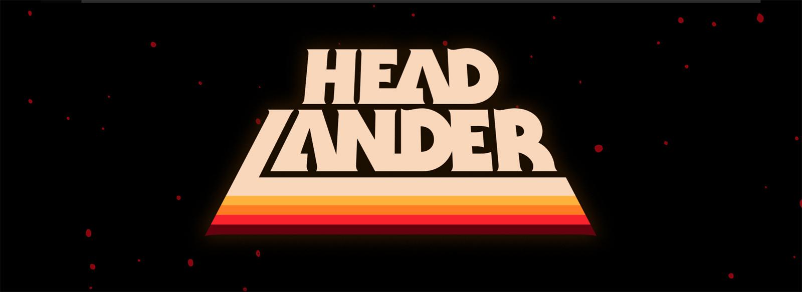 Headlander - Logo
