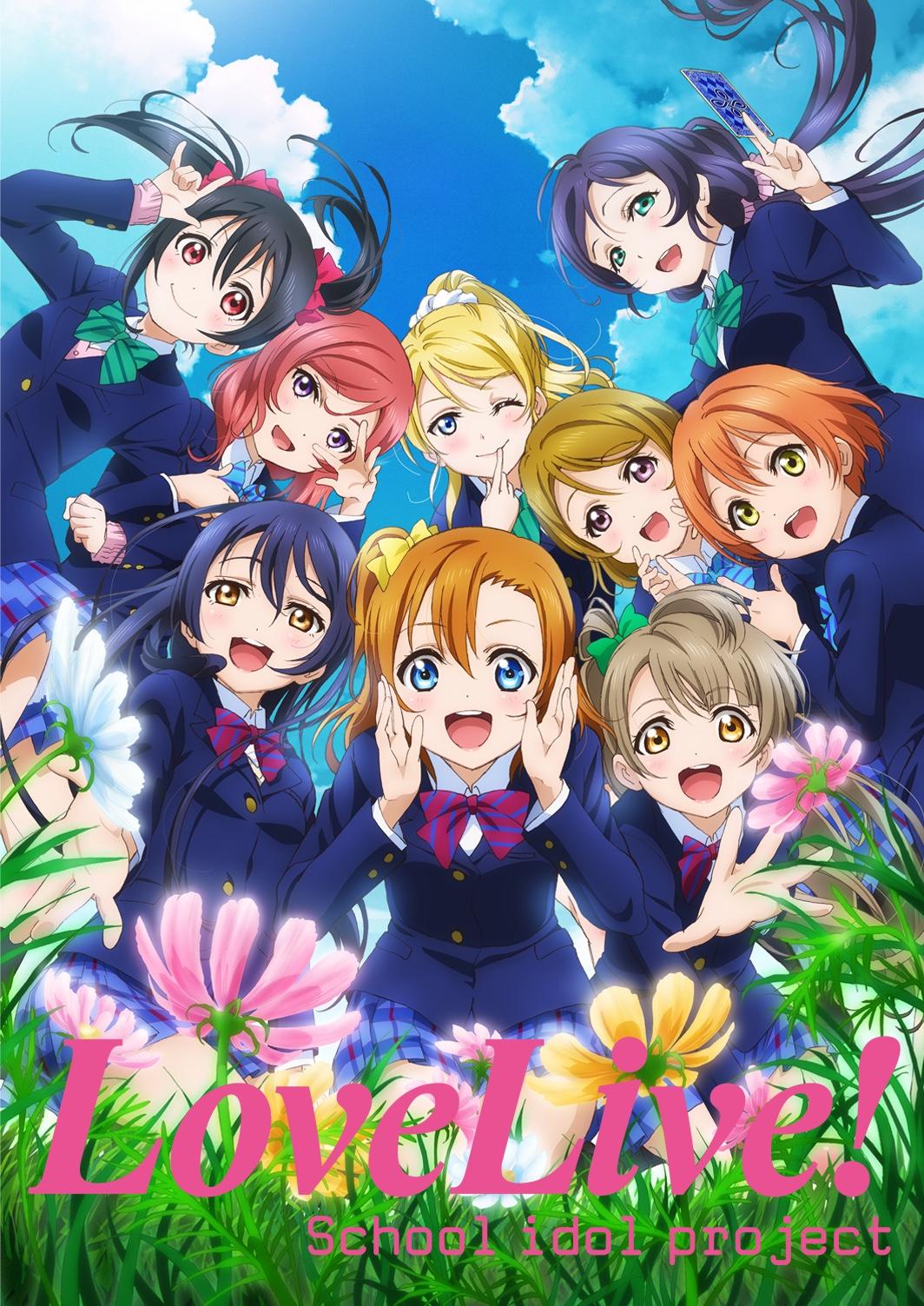 Love Live School Idol Project 2nd Season Genres Music