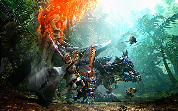 monster hunter-0