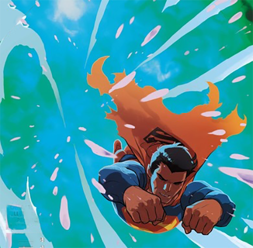 frESHlook - Action Comics