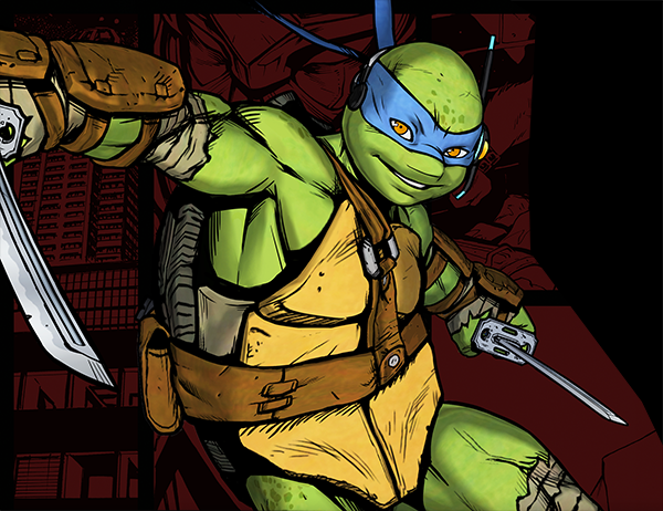 frESHlook - TMNT: Mutants in Manhattan