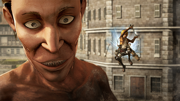 frESHlook - Attack on Titan Game
