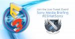 ESHatSony   E3 2016 Sony Media Briefing