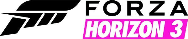Forza Horizon 3 Horizontal Logo