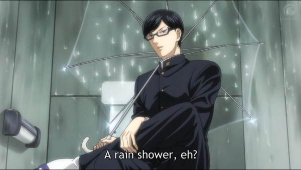 Haven't You Heard? I'm Sakamoto