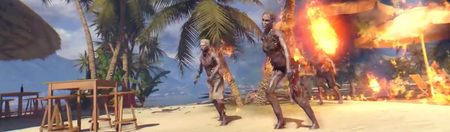 One Punch Mode Dead Island