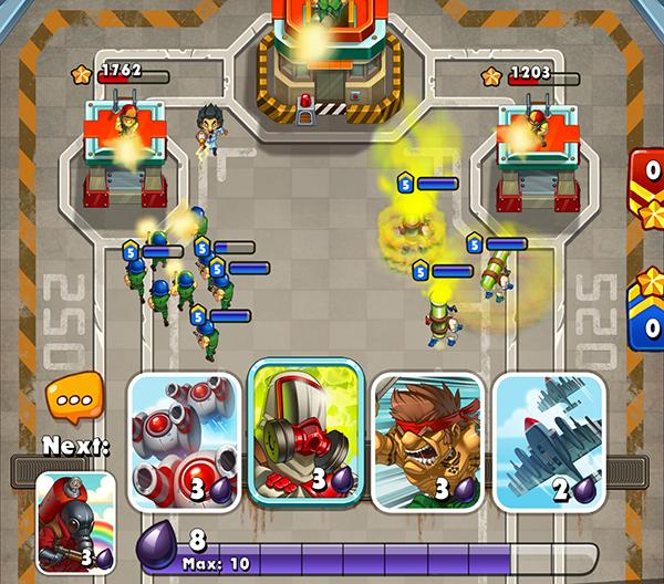 Jungle Clash