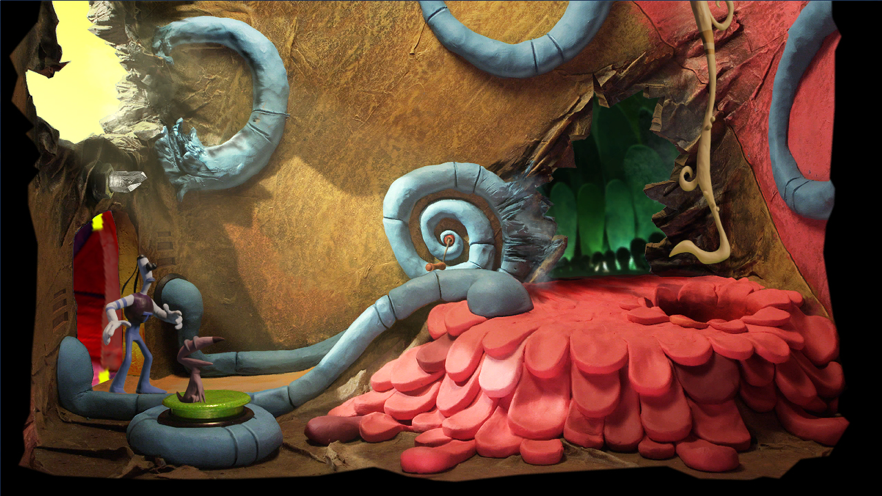 Armikrog - Screenshot 10 (GDC 2015)