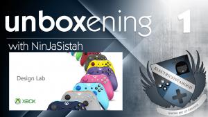 Xbox Design Lab unboxing video image