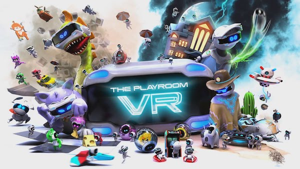 Playroom VR
