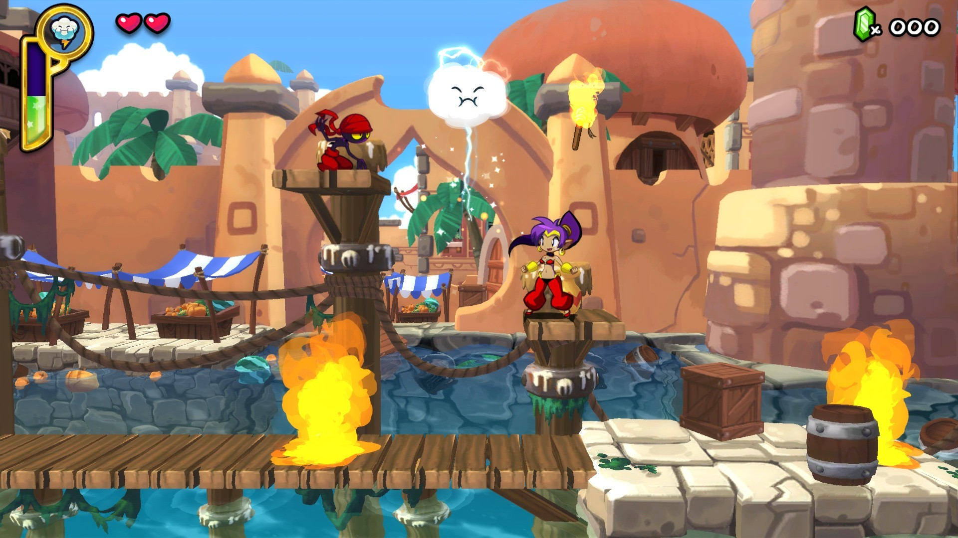 Shantae Half Genie Hero 1