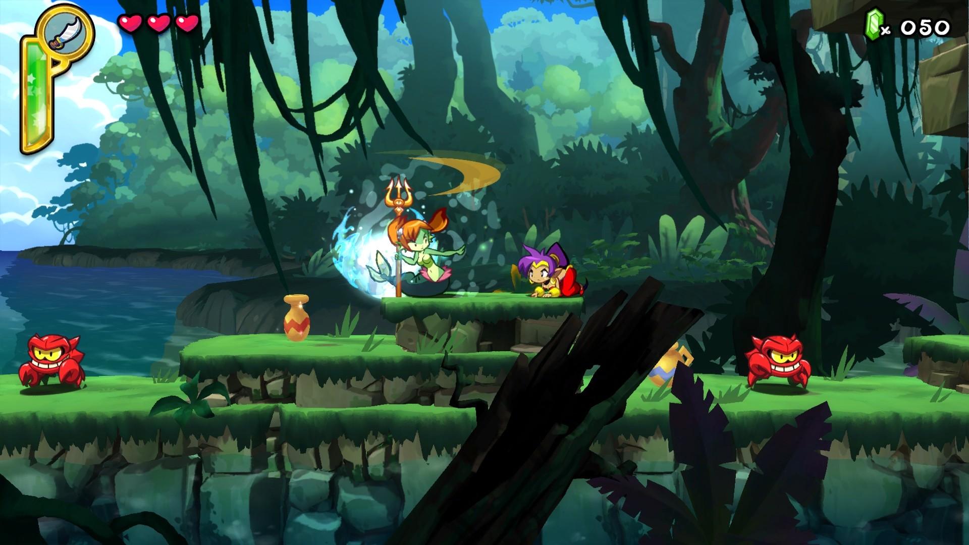Shantae Half Genie Hero 4