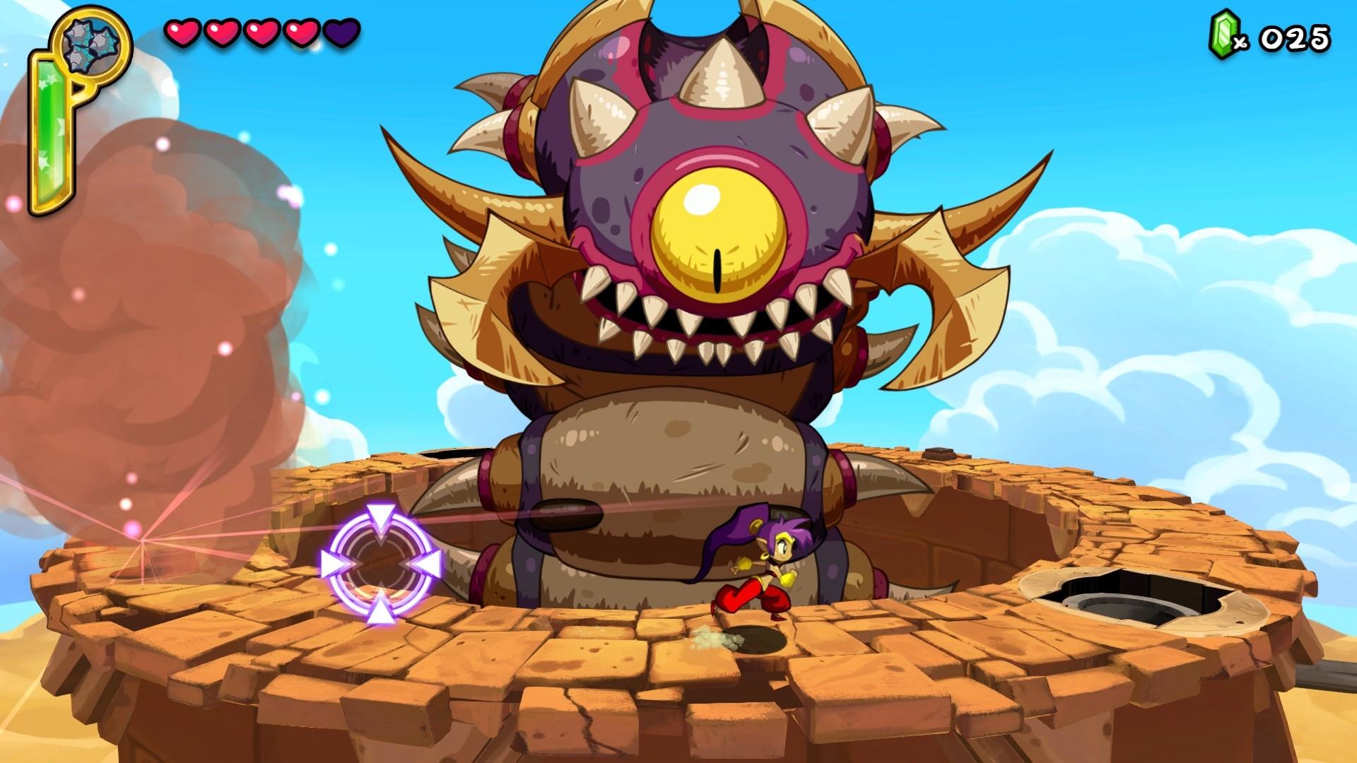 Shantae Half Genie Hero 3