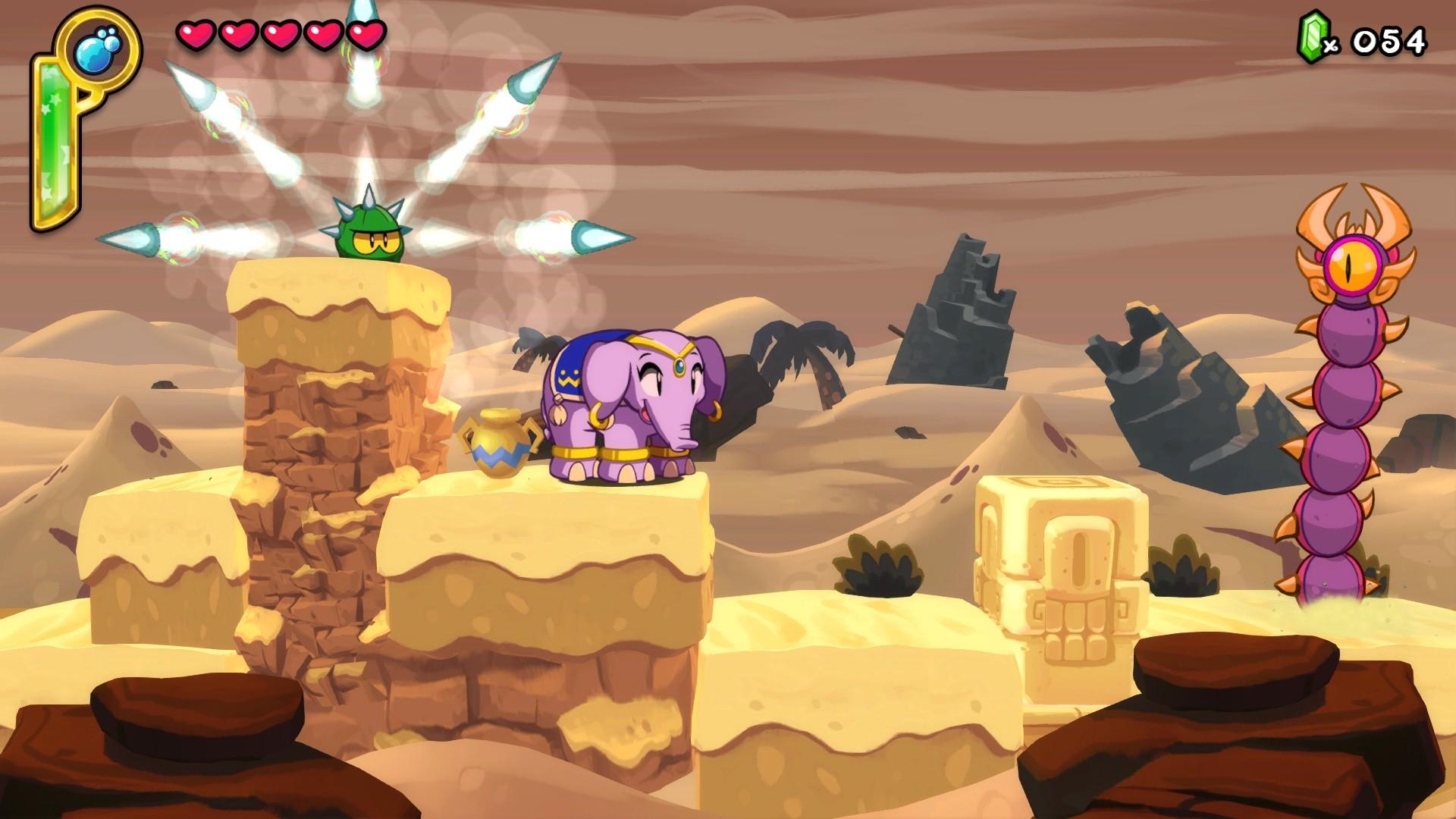 Shantae Half Genie Hero 2