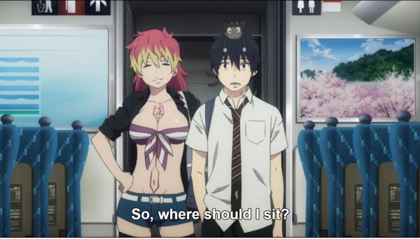 Ao no Exorcist - Blue Exorcist Kyoto Arc