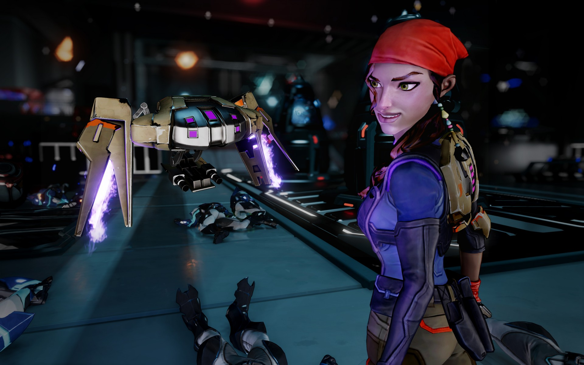 Agents of Mayhem Fortune-n-Glory