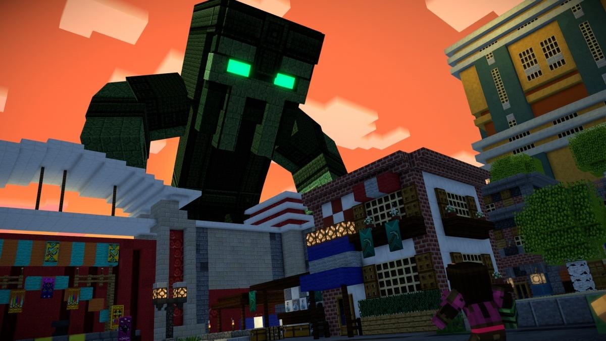Minecraft 202-1