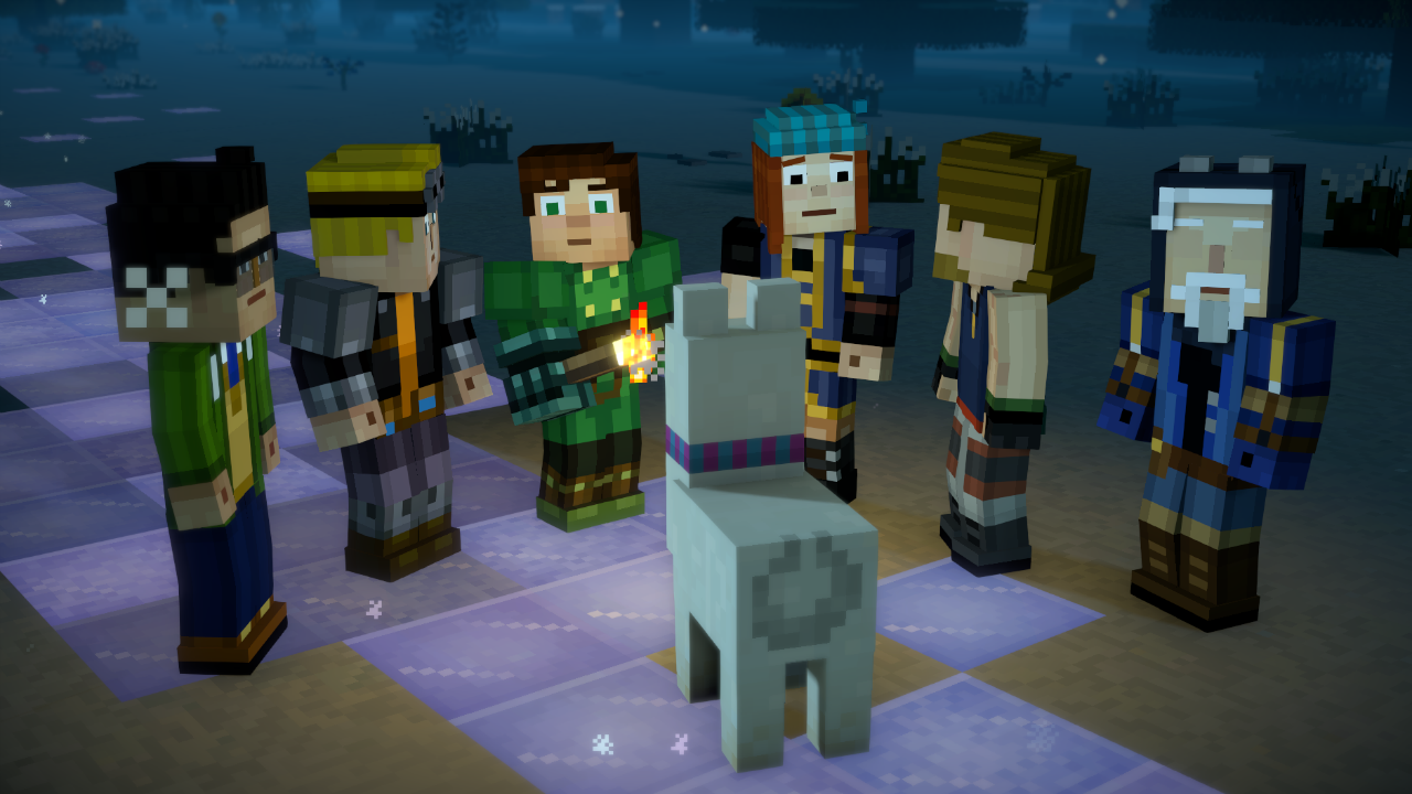 Minecraft 202-2