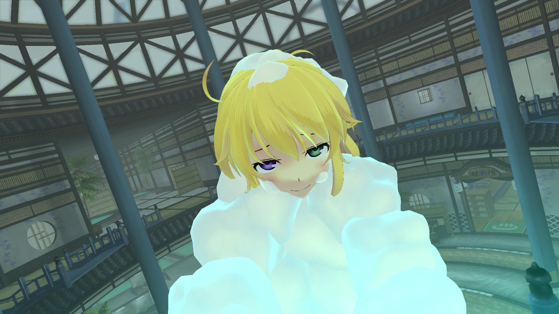 SENRAN KAGURA Peach Beach Splash - Screenshot06