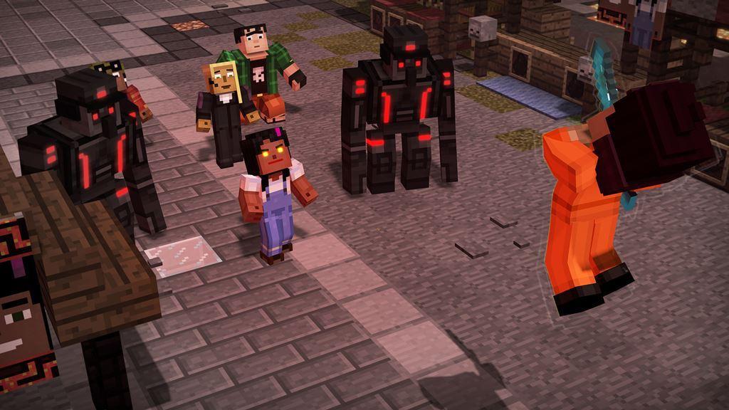 Minecraft Story Mode 2-5-2