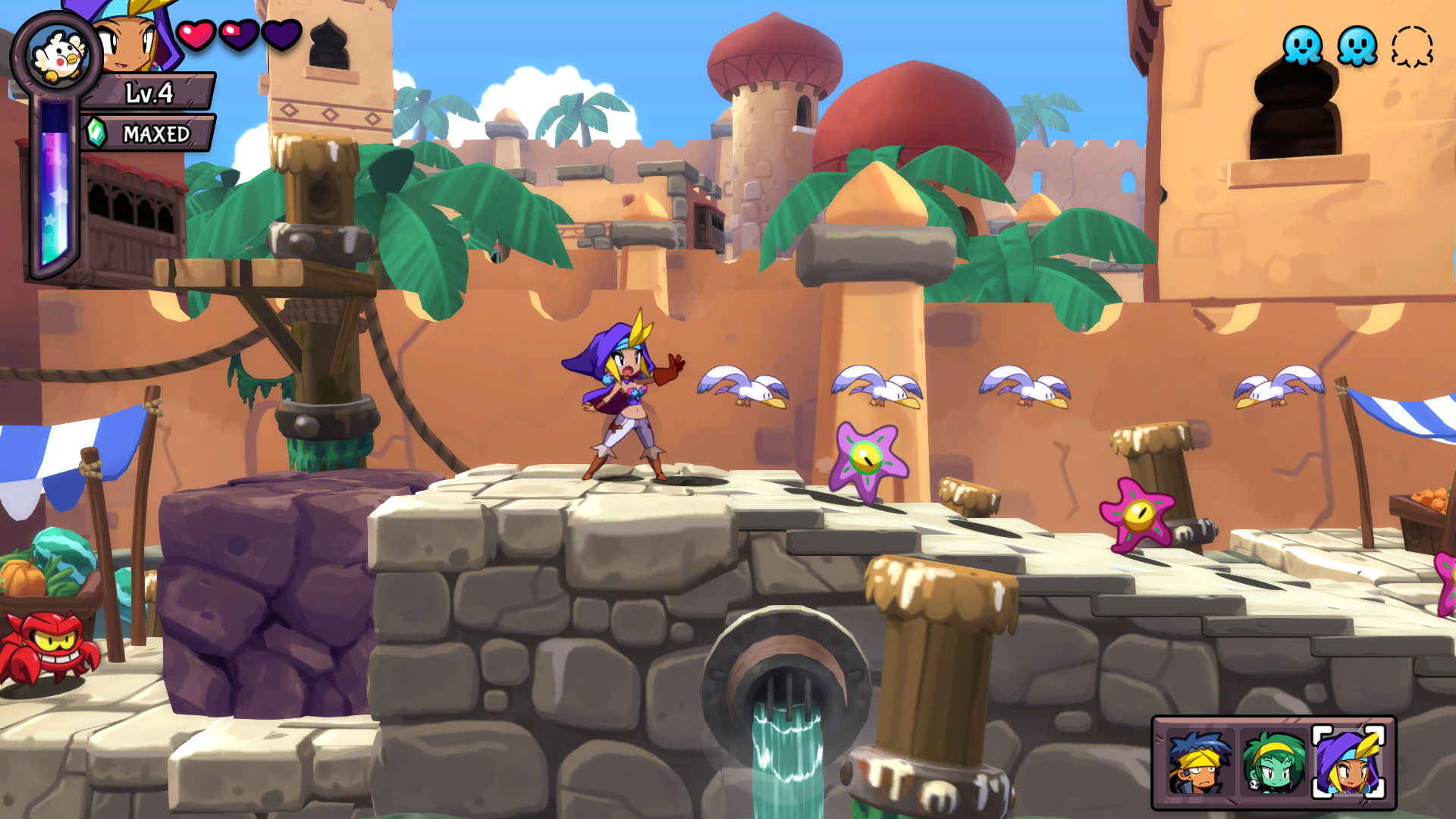 Shantae Friends DLC 1