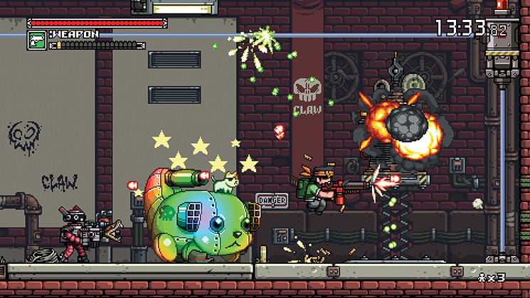 Mercenary Kings 3