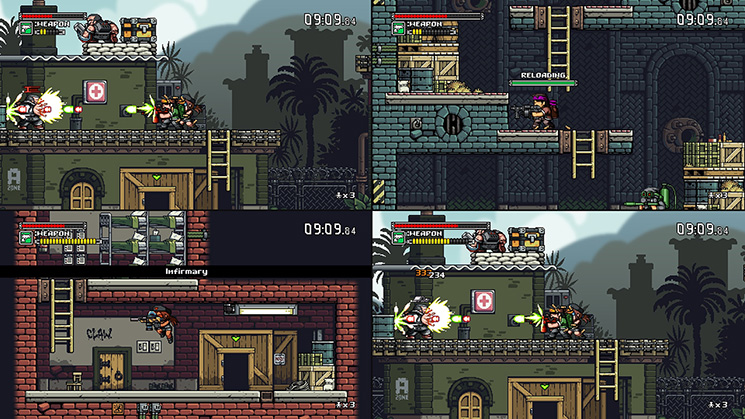 Mercenary Kings 4