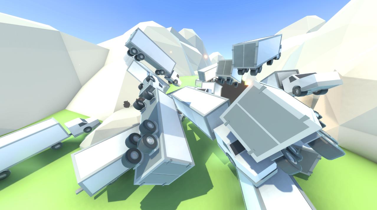 Clustertruck 1