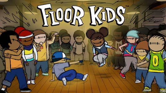 Floor Kids | MERJ Media | ElectricSistaHood