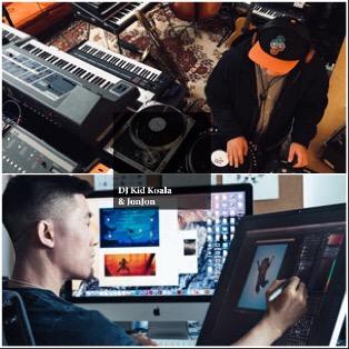 Behind the Game | Soundtrack and Visual Artists DJ Kid Koala and JonJon
