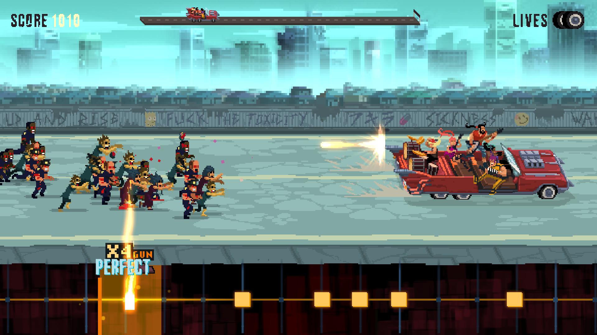 Double Kick Heroes PAX 1