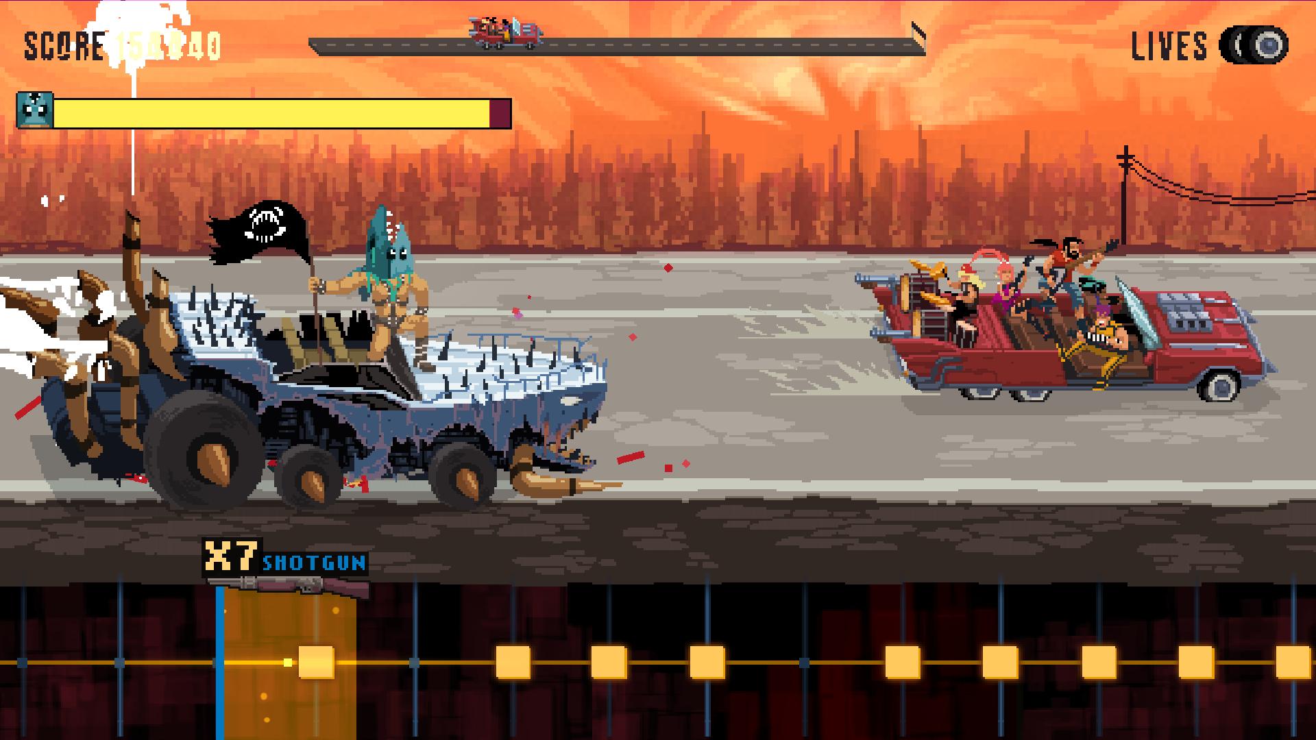 Double Kick Heroes PAX 2