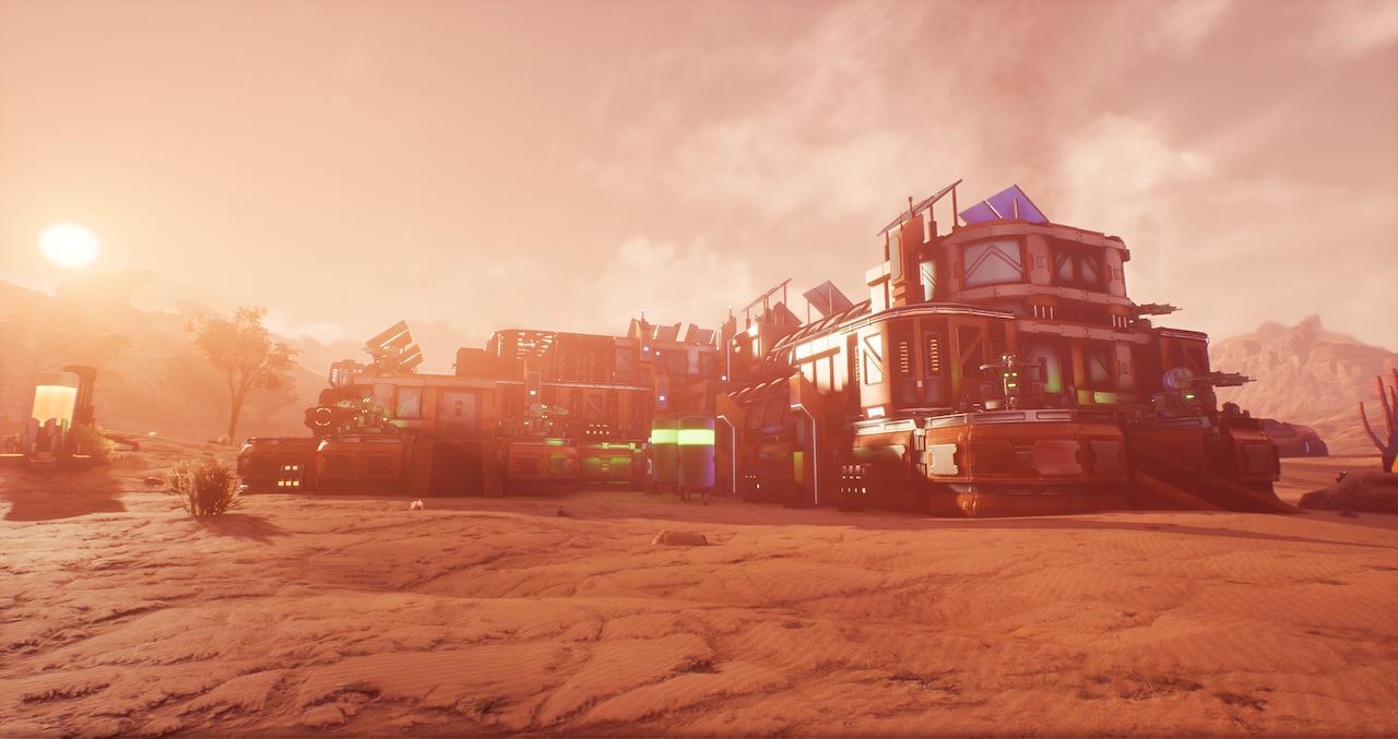 Outpost Zero PAX 1