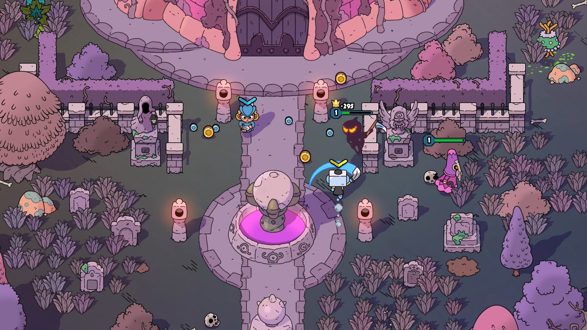 Swords of Ditto PAX 1