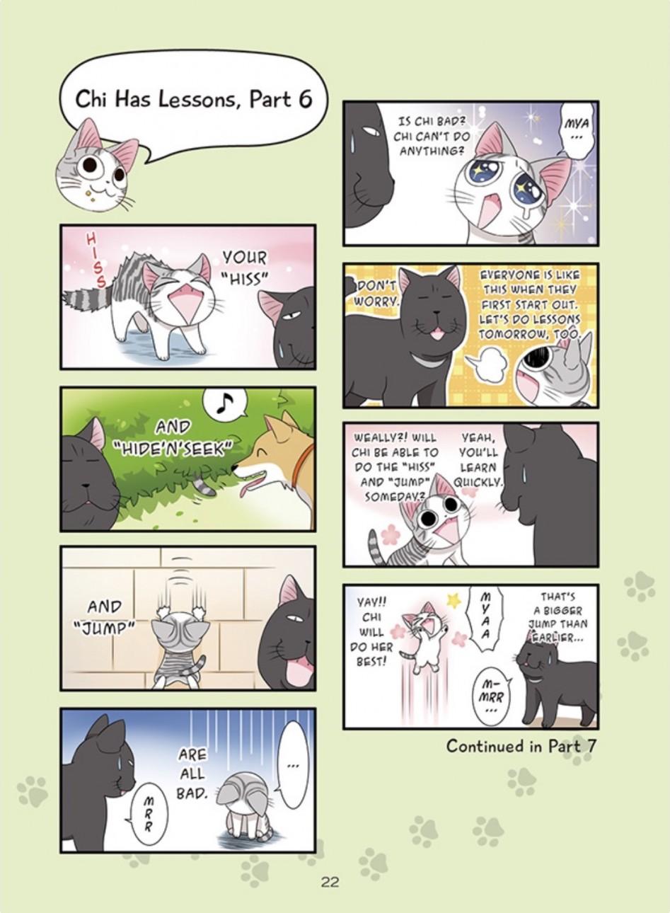 Chi's Sweet Adventures 1-1